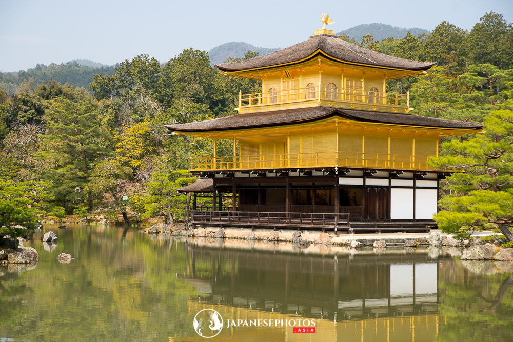 Kinkakuji (Golden Pavilion), Kyoto Japan
