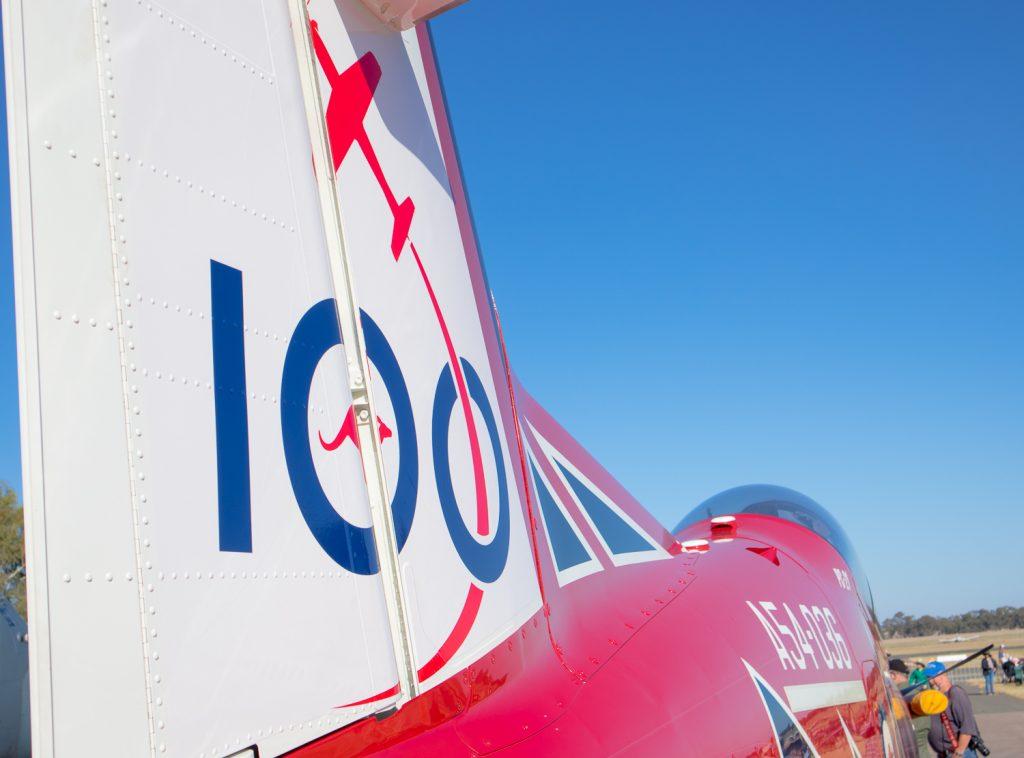 The new Pilatus PC21 trainer