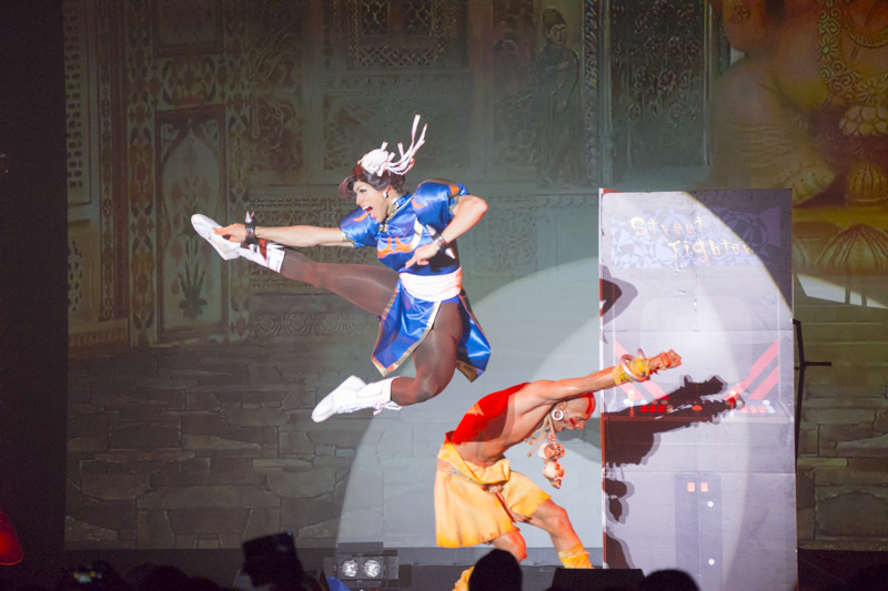 Performance at the World Cosplay Summit 2018